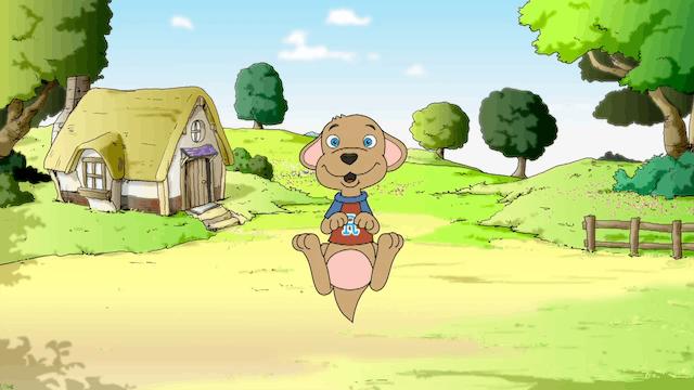 RompyRoo Learning Adventure Series
