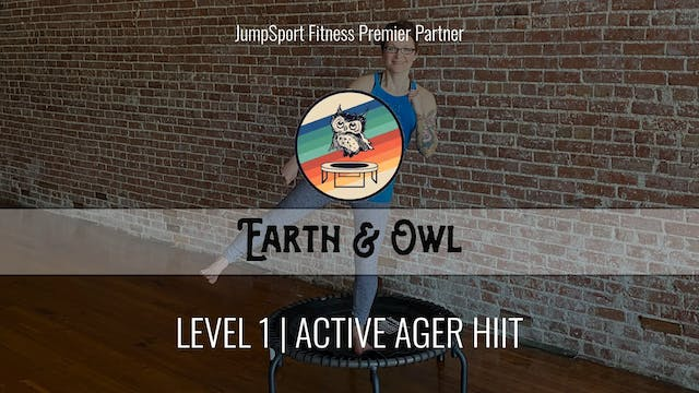 Level 1 | Active Ager HIIT | Earth & ...