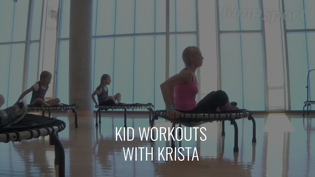 Kid Workouts With Krista