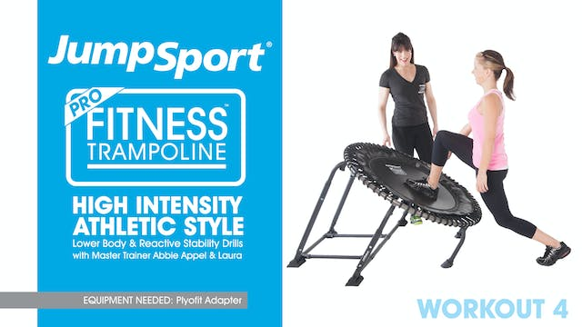 High Intensity - Athletic Style - Low...