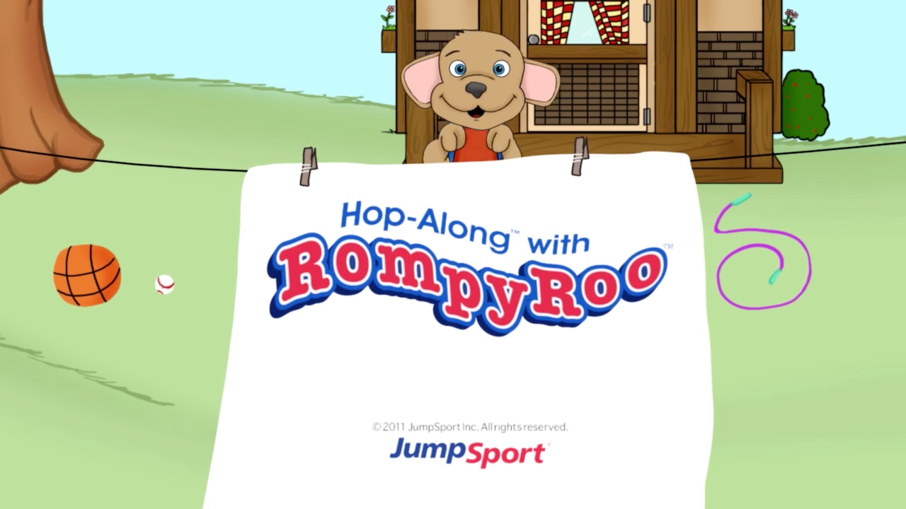 RompyRoo Learning Adventure Series (Ages 3-6)