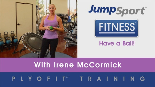 Level 2 | PlyoFit Strength Training | Irene McCormick