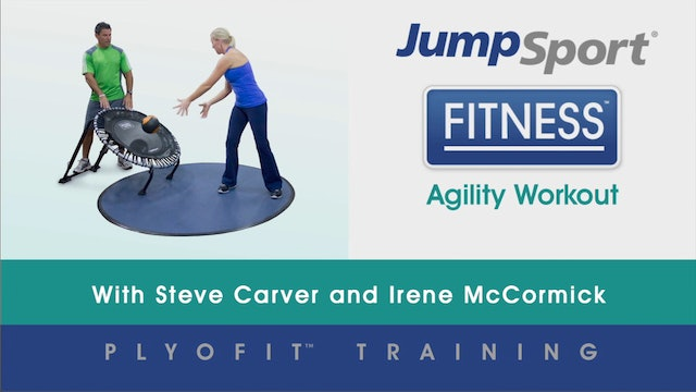 Level 2 | PlyoFit Strength Agility | Steve Carver