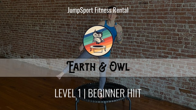 Level 1 | HIIT | Earth & Owl