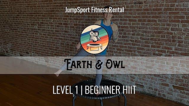 Level 1   HIIT   Earth & Owl
