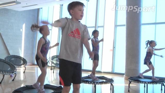 Krista Kid's Workout  04 – Kid's Choice