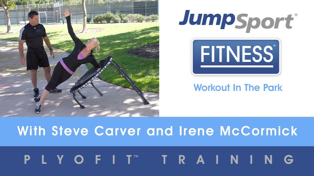 PlyoFit Training - Workout in the Park