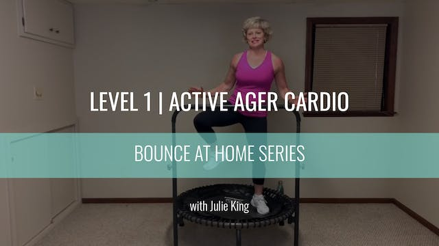 Level 1 | Active Ager Cardio | Julie ...