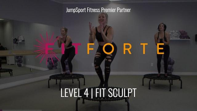 Level 4 | Fit Sculpt | Fit Forte with Leah