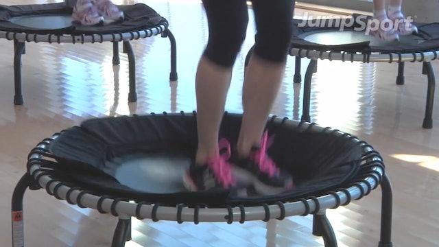 Krista Kid's Workout 03 – Jump & Jab Workout