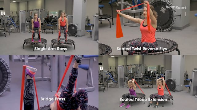 Resistance Training - FLAT BANDS (Preview)