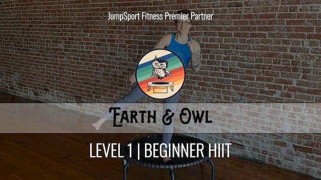 Level 1 | HIIT | Earth & Owl