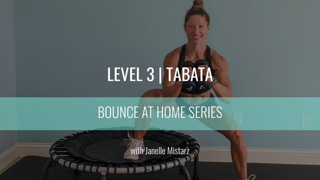 Level 3 | Tabata | Janelle Mistarz | ...