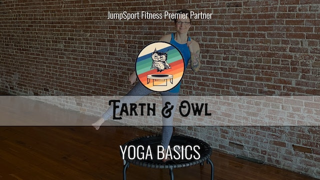 Yoga Basics | Earth & Owl with Nikki