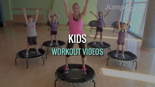 Youth Workouts With Krista