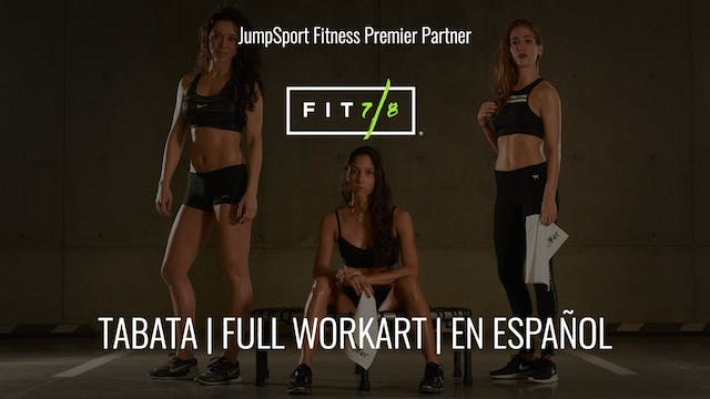 TABATA | Full WorkART | Fit 7/8 | en ...