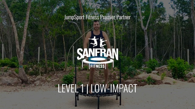 Level 1 | Low Impact | SanFran Fitness with Scott