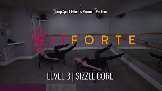Level 3 | Sizzle Core | FitForte with April