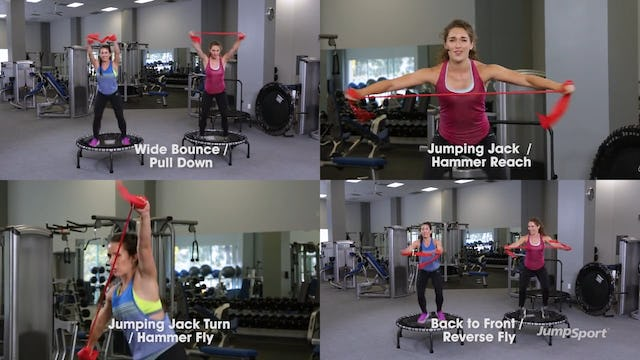 HIIT Cardio with Resistance Bands (Preview)
