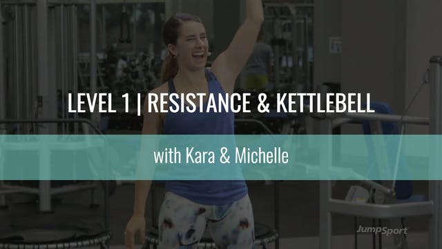 Level 1 | Resistance & Kettlebell | K...