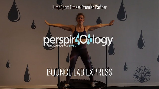 32-Min. Bounce Lab Express | Level 2 | Perspirology