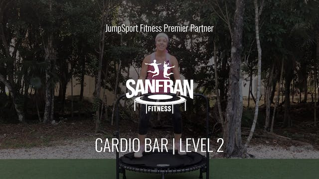 Level 2 | Cardio Bar | SanFran Fitnes...