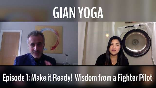 Episode 1: Make it Ready! Wisdom from a Fighter Pilot