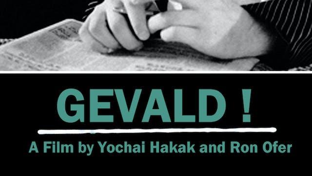 Haredim/Gevald