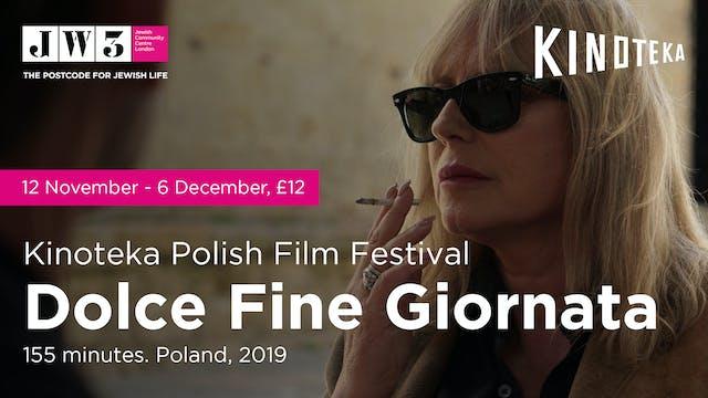 Kinoteka Polish Film Festival: Dolce Fine Giornata