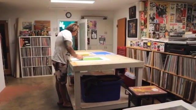 Alex Couwenberg Studio Visit