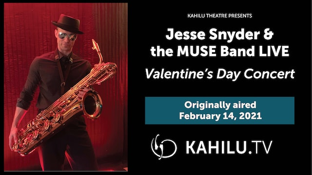 Jesse Snyder & the MUSE Band LIVE Valentine's Day Concert