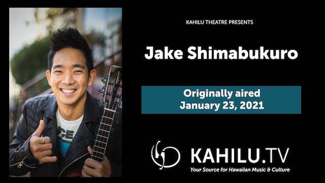 Jake Shimabukuro LIVE!