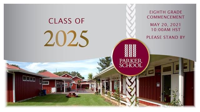 Parker MS Graduation