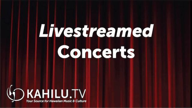 Livestreamed Concerts & Shows
