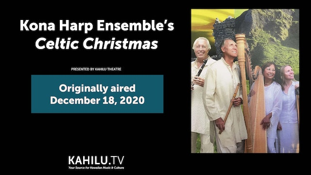 Kona Harp Ensemble's Celtic Christmas