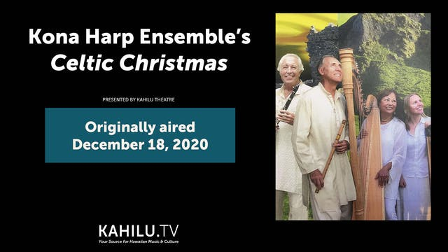 Kona Harp Ensemble's Celtic Christmas