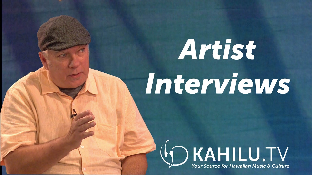 Interviews with Artists
