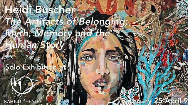 Heidi Buscher's The Artifacts of Belonging; Myth, Memory and the Human Story