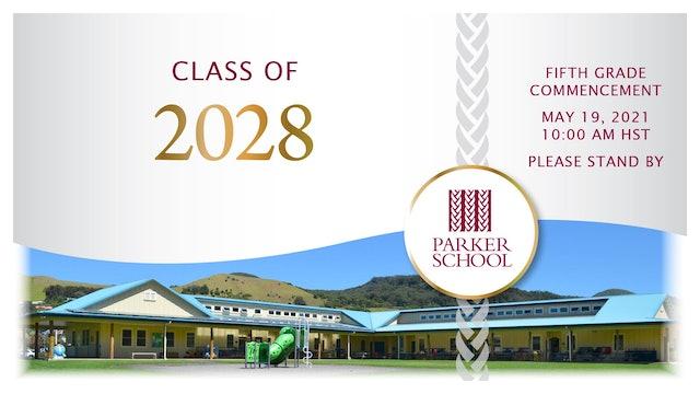 Parker LS Graduation