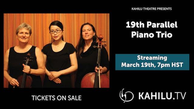 19th Parallel Piano Trio