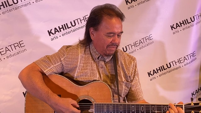 Sonny Lim at Kahilu Theatre