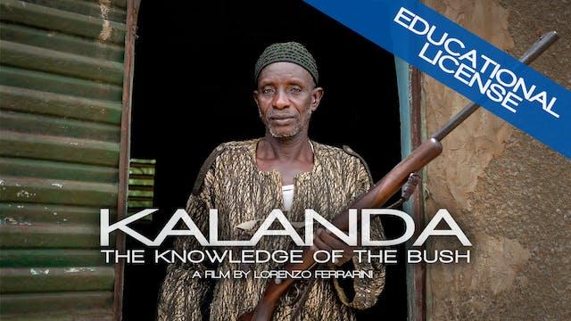 Kalanda - The Knowledge of the Bush Educational License