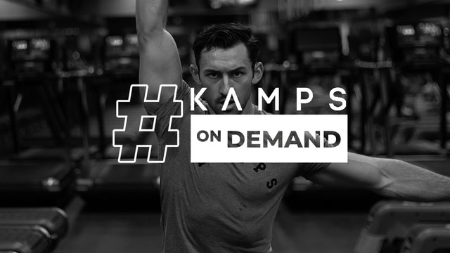 Kamps Live w/ Connor: Glutes and Abs