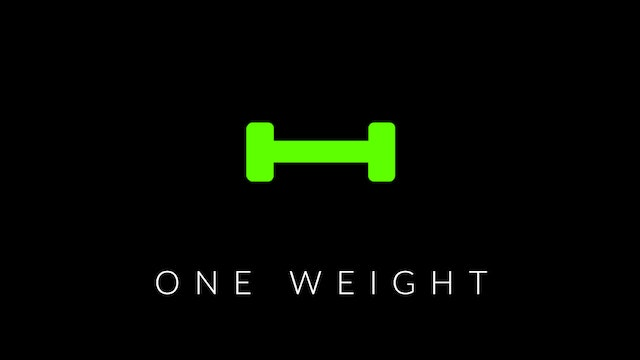 One Weight