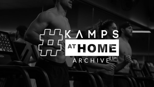 Kamps Live w/ Daniel Express Abs x Core