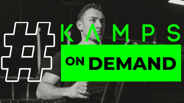 Kamps Live w/ Connor Upper Body x Abs