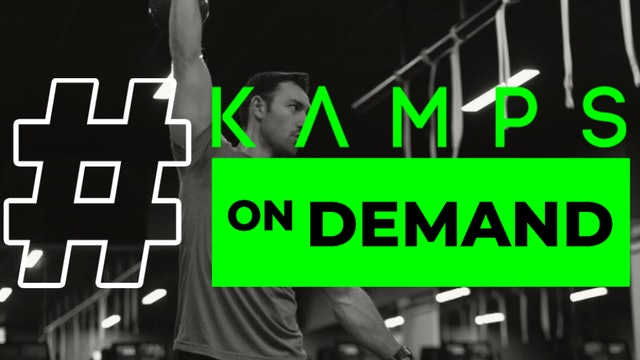Kamps Live w/ Connor Cardio x Core