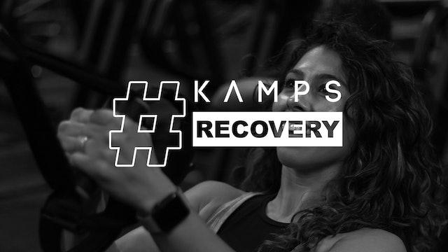 Amanda 15 min Foam Roller Recovery & Stretch