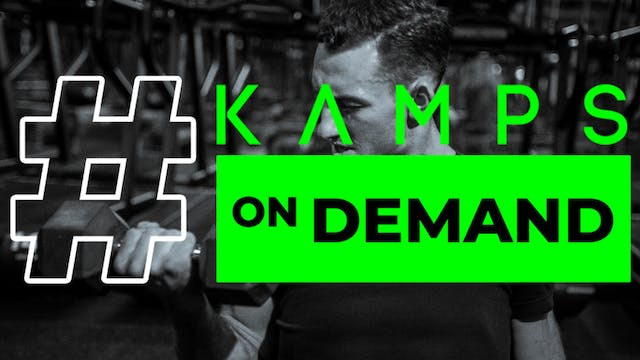 Kamps Live w/ Connor Full Body Circuits