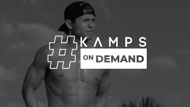 Kamps Live w/ Sam: Lower body Tuesday